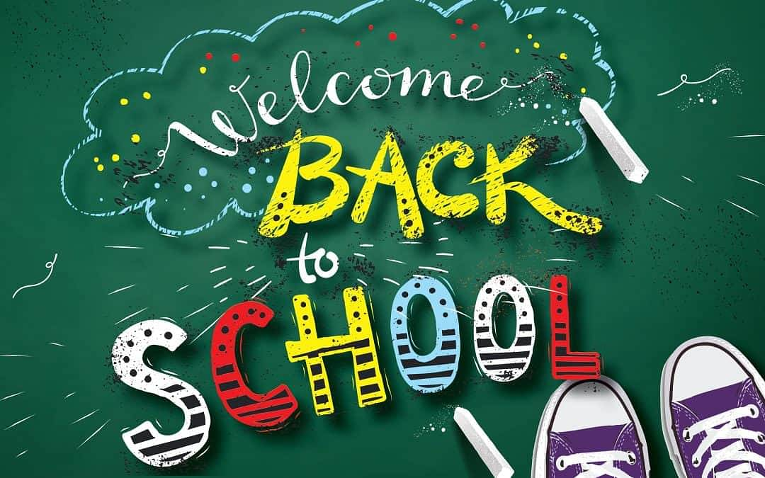 Welcome Back to School Posters and More